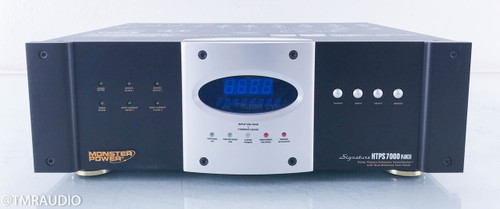 Monster HTPS 7000 mk ii Power Conditioner; Voltage Regulator; HTPS7000 mk2