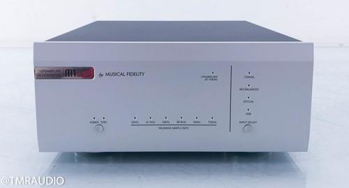 Musical Fidelity M1 DAC; D/A Converter
