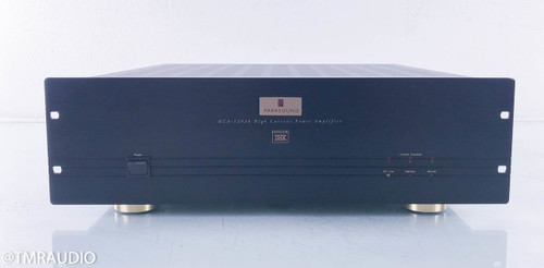 Parasound HCA-1203A 3 Channel Power Amplifier (2/2)