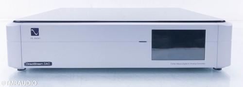 PS Audio PerfectWave DirectStream DSD DAC; D/A Converter; Silver (No remote)