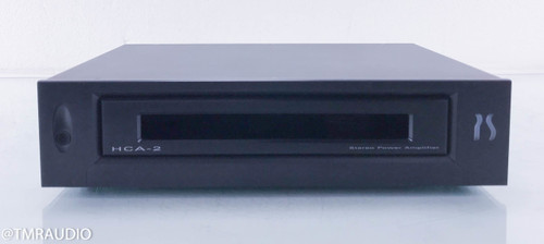 PS Audio HCA-2 Stereo Power Amplifier; Black