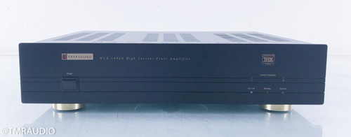 Parasound HCA-1000A Stereo Power Amplifier