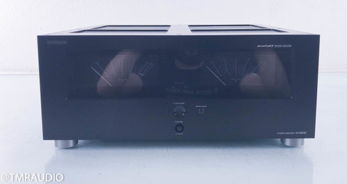 Onkyo M-5000R Stereo Power Amplifier (2/2)