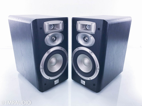 JBL Studio L830 Bookshelf Speakers L Series Black Pair
