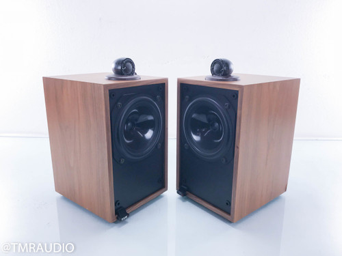 BW DM17 Limited Bookshelf Speakers Walnut Pair