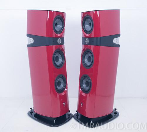 JM Labs / Focal Sopra No. 2 Floorstanding Speakers; N2 (3 weeks old)