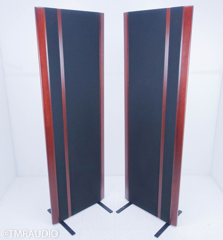 Magnepan 3.7 Planar Magnetic Full Range Speakers