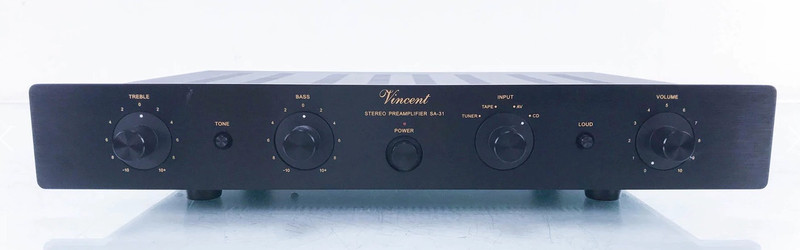 Vincent SA-31 Stereo Line Preamplifier