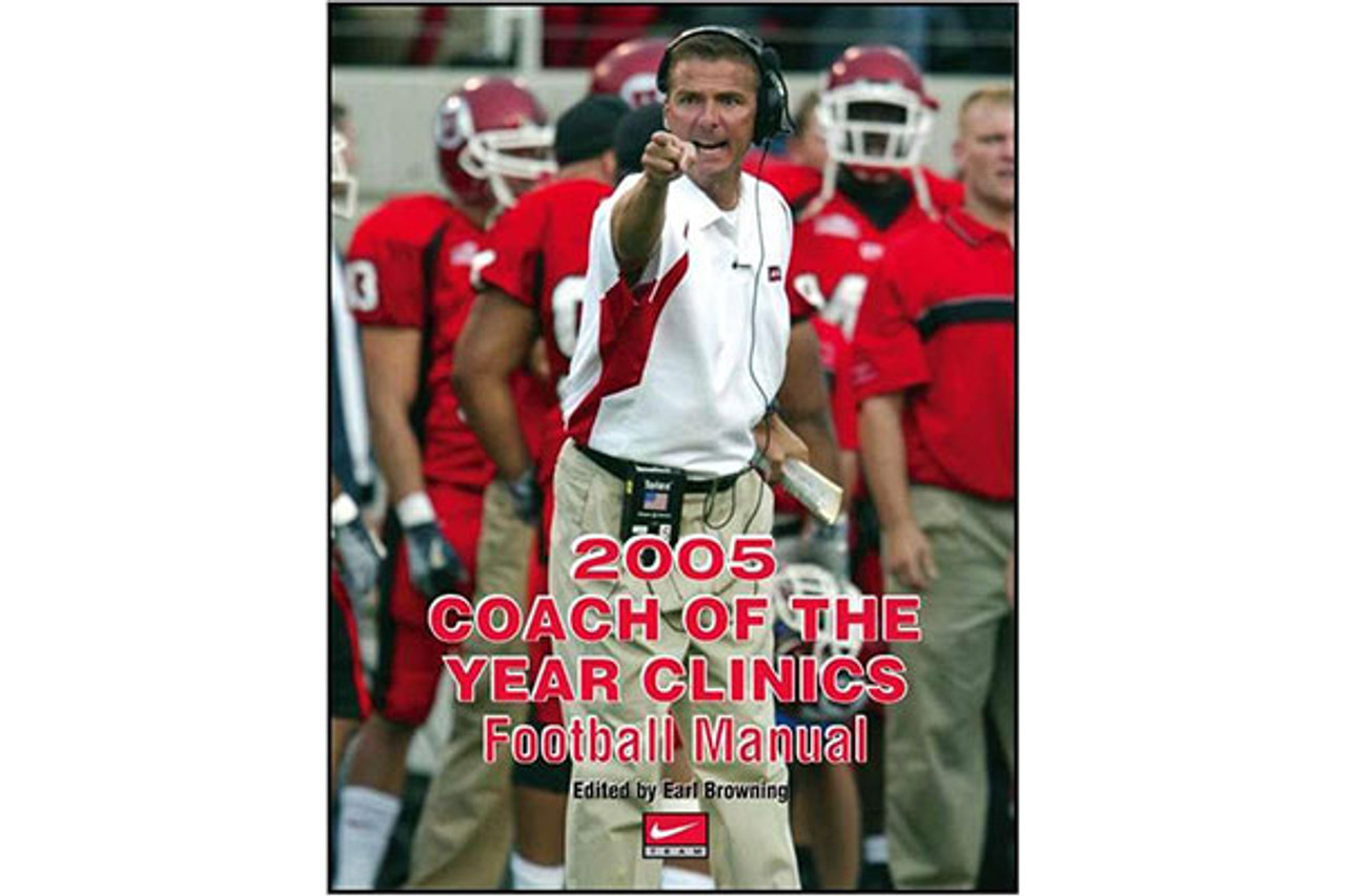 2005 Coach of the Year Clinics Football Manual
