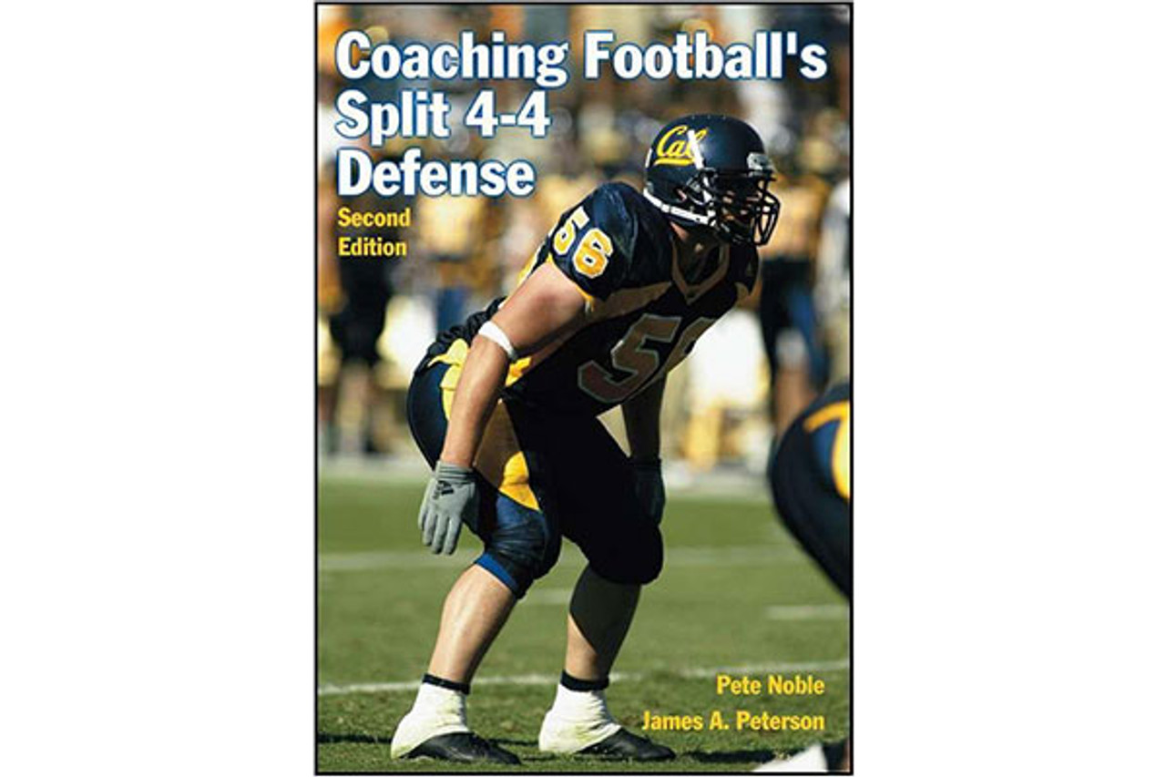Coaching Football's Split 4-4 Defense (2nd Edition)