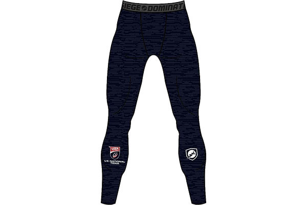 U.S. National Football Team Speed Compression Tights