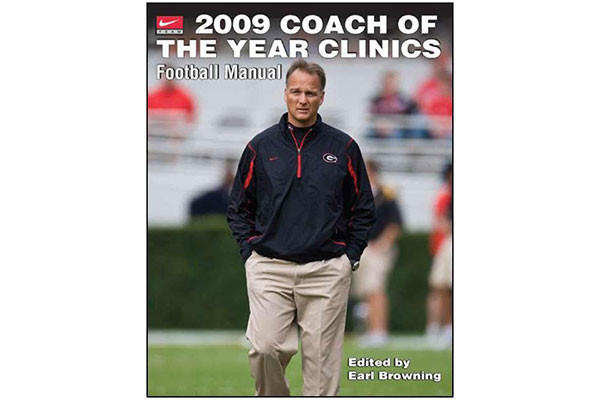 2009 Coach of the Year Clinics Football Manual