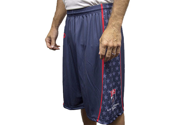 U.S. National Football Team Graphic Performance Shorts