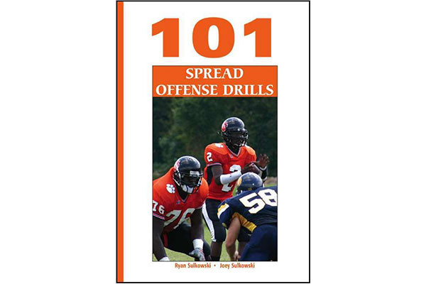 101 Spread Offense Drills