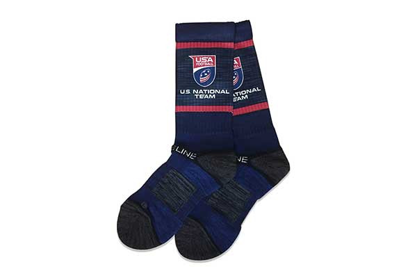 U.S. National Football Team Socks