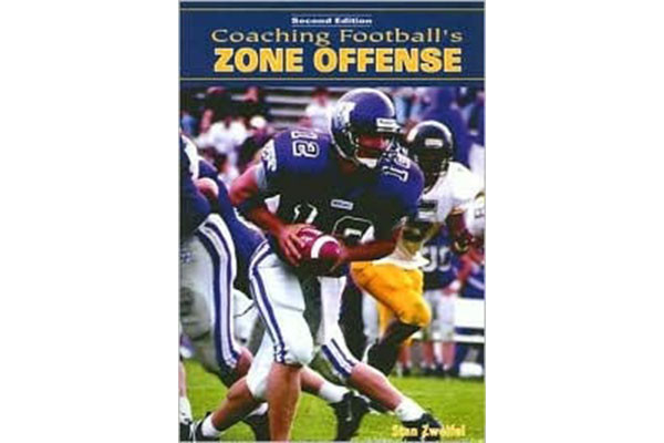 Coaching Football's Zone Offense (2nd Edition)