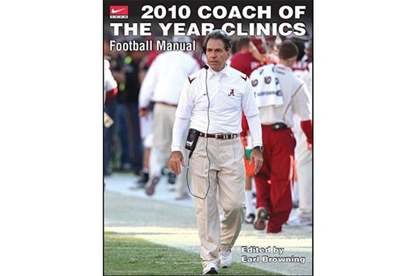 2010 Coach of the Year Clinics Football Manual