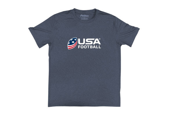 USA Football Performance T-shirt