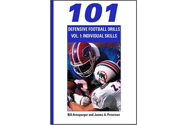 101 Defensive Football Drills Vol. 1: Individual Skills