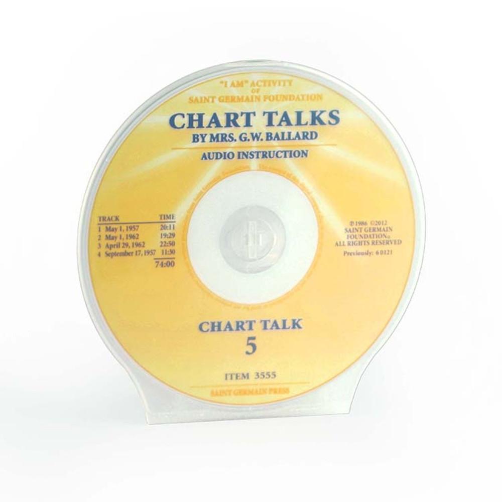 Chart Talks 5 - CD