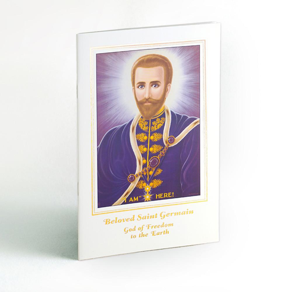 Saint Germain God of Freedom