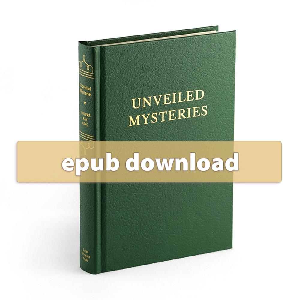 Volume 01 - Unveiled Mysteries - epub