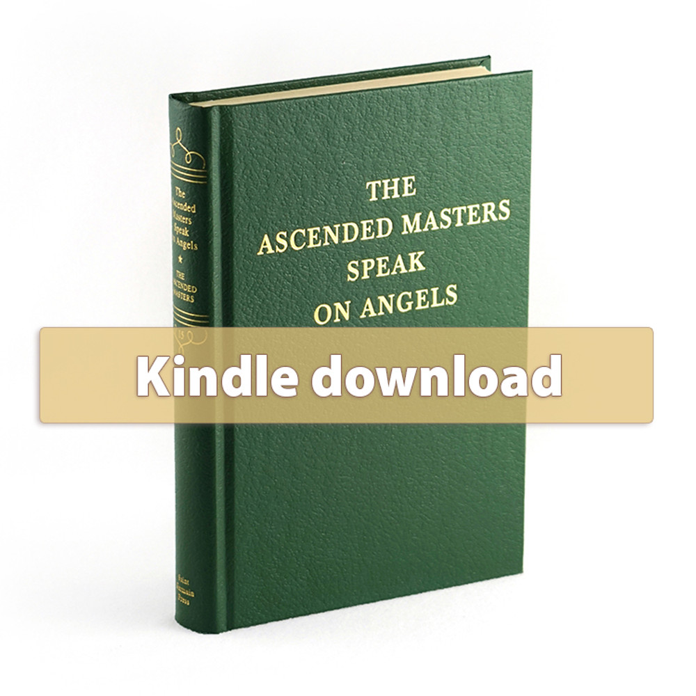 Volume 15 - Ascended Masters Speak on Angels - Kindle