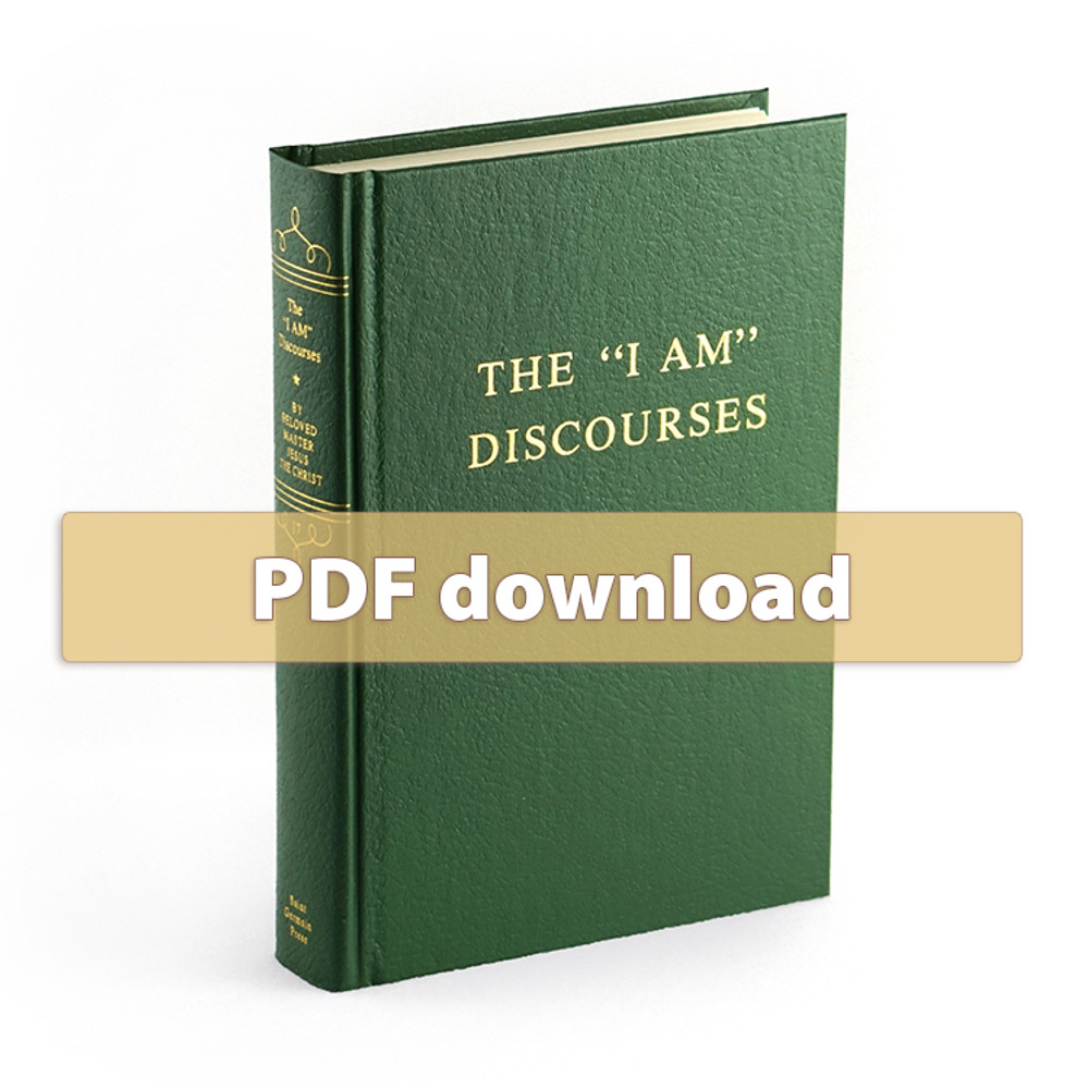 "Volume 17 - The ""I AM"" Discourses - PDF"