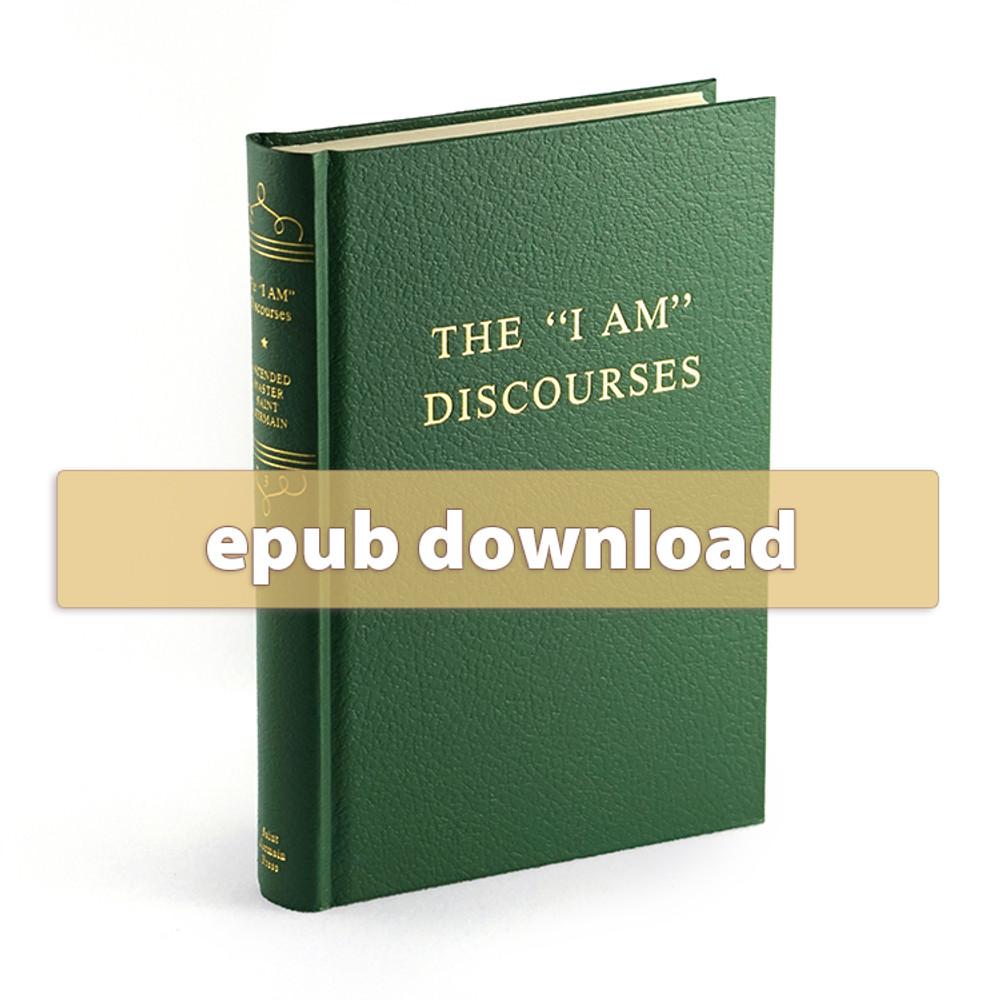 """Volume 03 - The """"I AM"""" Discourses - epub"""