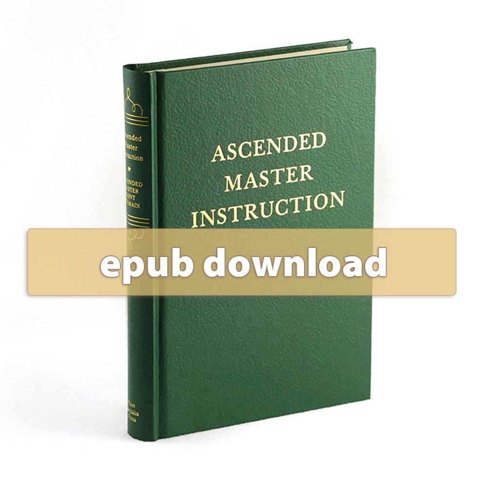 Volume 04 - Ascended Master Instruction - epub