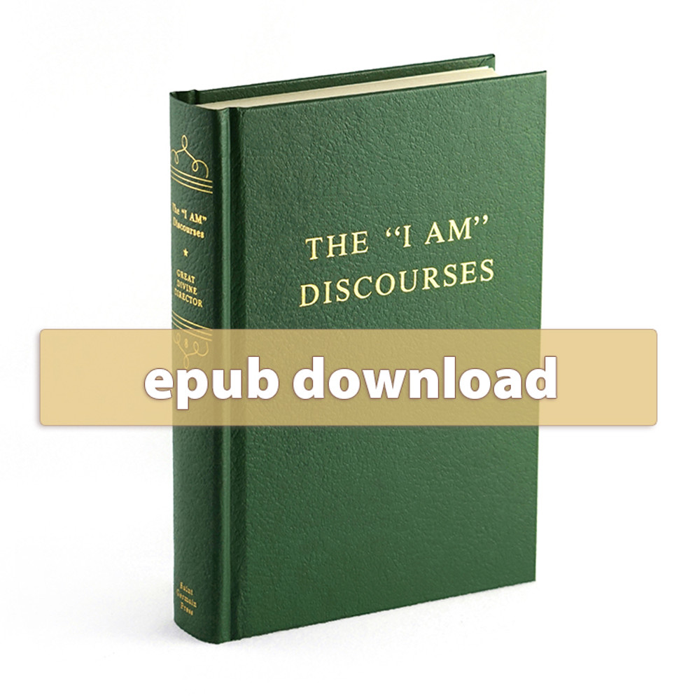 "Volume 08 - The ""I AM"" Discourses - epub"