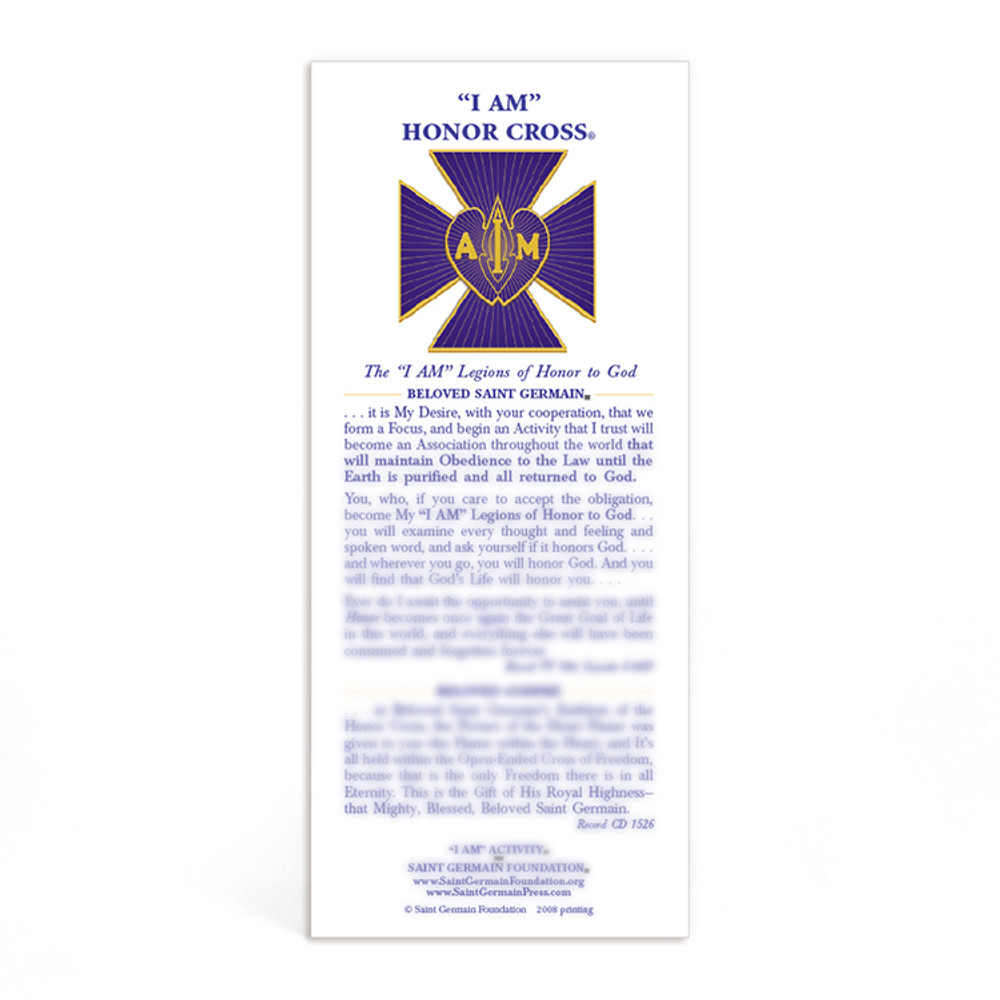 I AM Honor Cross - 10 pk