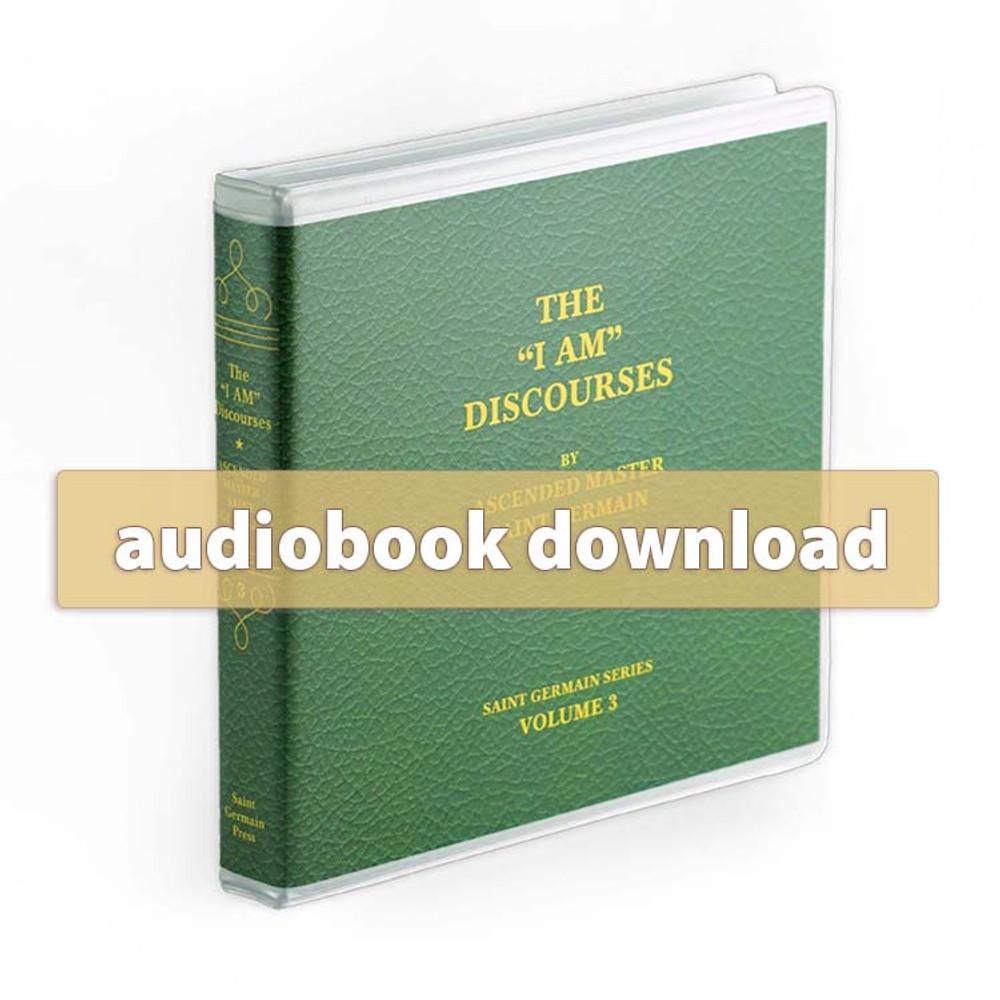 "Volume 03 - The ""I AM"" Discourses - m4b"