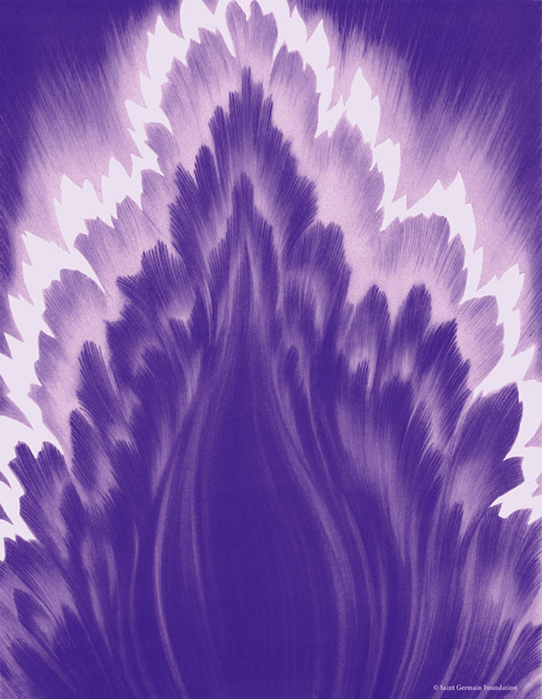 Violet Flame - Sweep