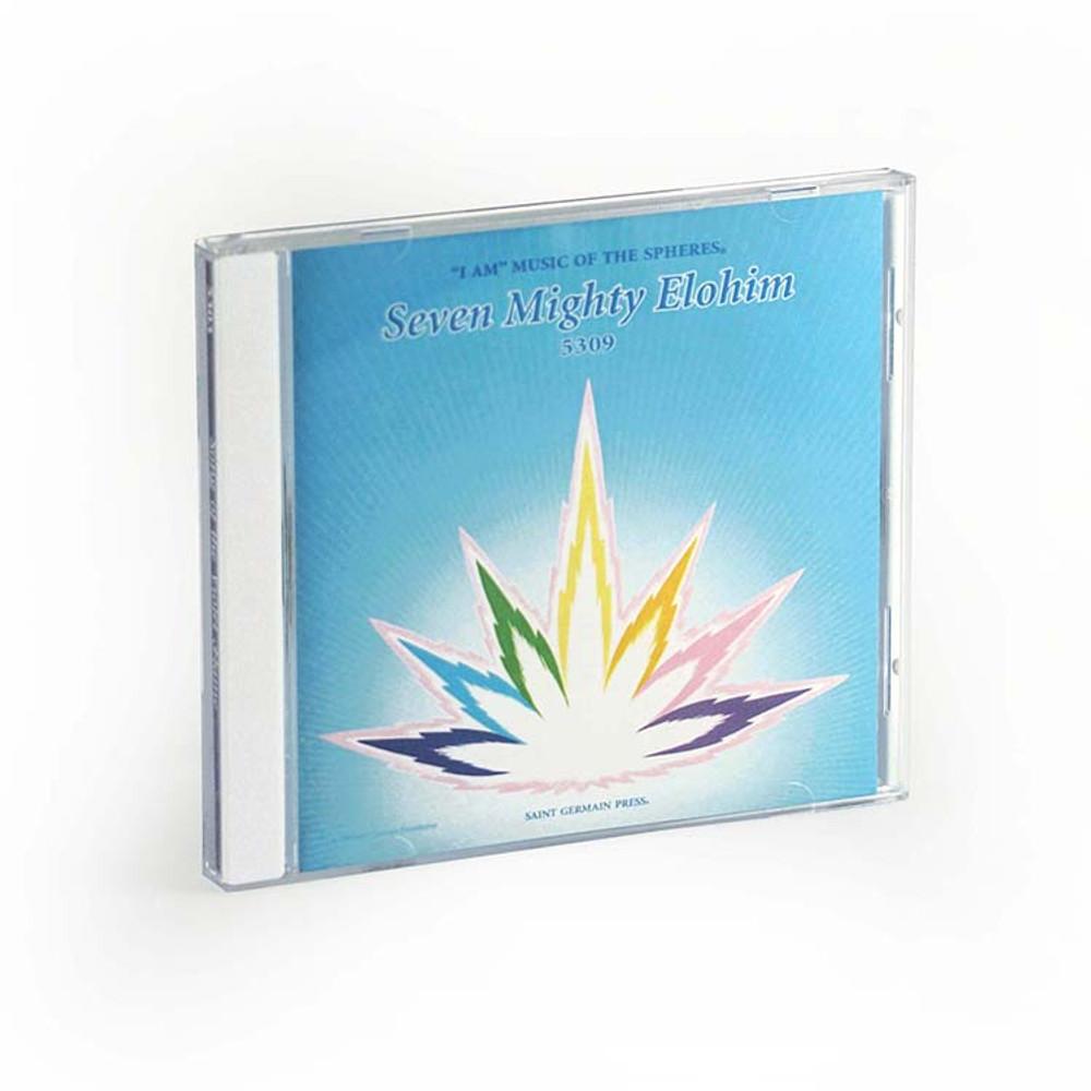 Seven Mighty Elohim CD