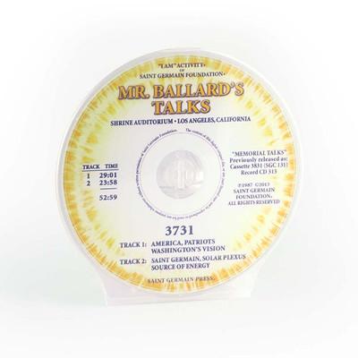 Mr Ballard's Talks - Patriots
