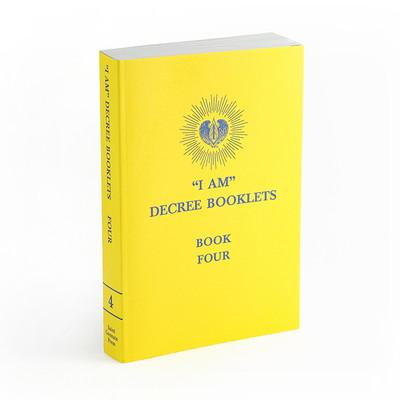 I AM Decrees - Book 4