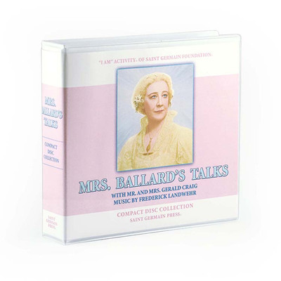 CD Collection Case - for Mrs. Ballard's Talk CDs