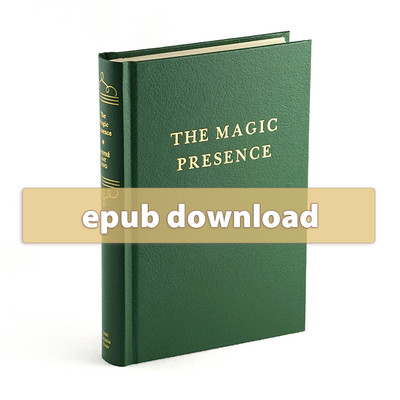 Volume 02 - The Magic Presence - epub