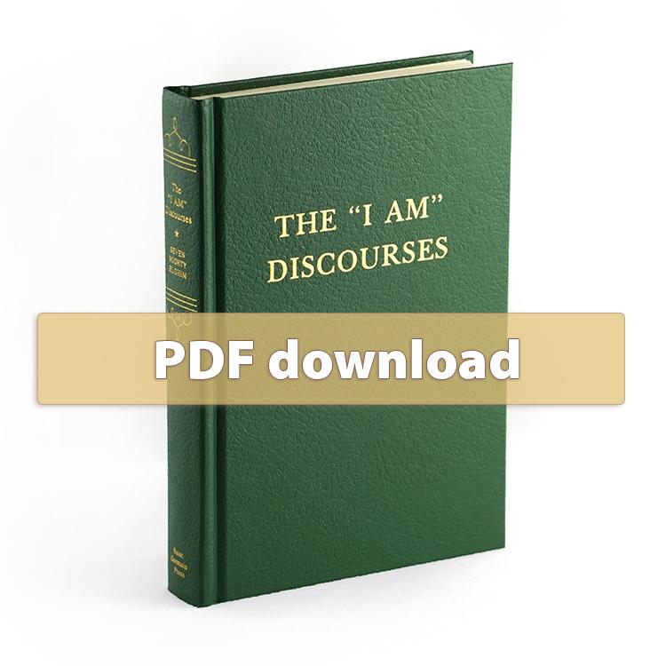 "Volume 14 - The ""I AM"" Discourses - PDF"