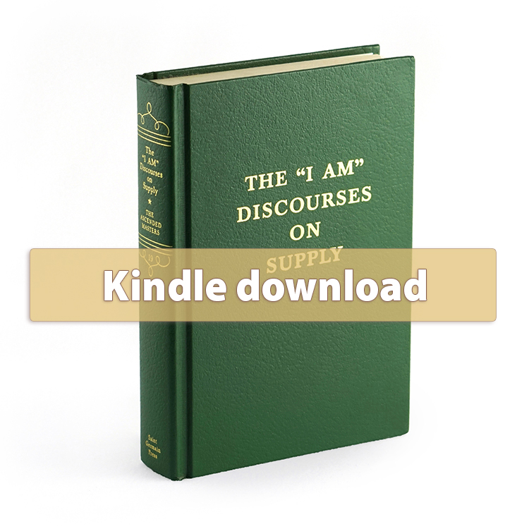 "Volume 19 - The ""I AM"" Discourses - Kindle"