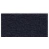 Black Strip Floor Pads 14x20 inch rectangle standard speed u