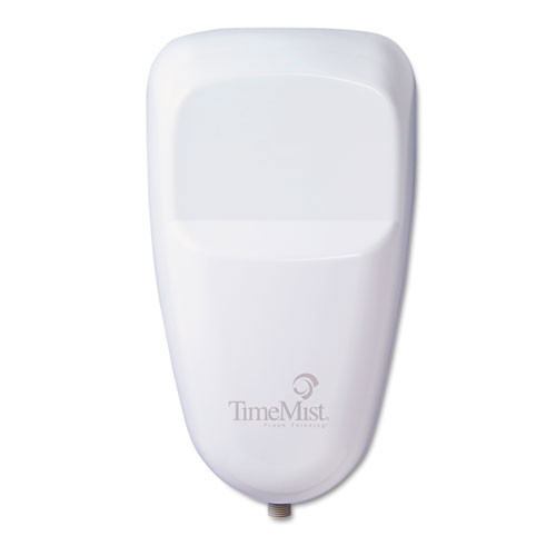 Timemist virtual janitor dispenser TMS1044336EA for cleaning and deodorizing commodes and urinals  replaces TMS353542TM