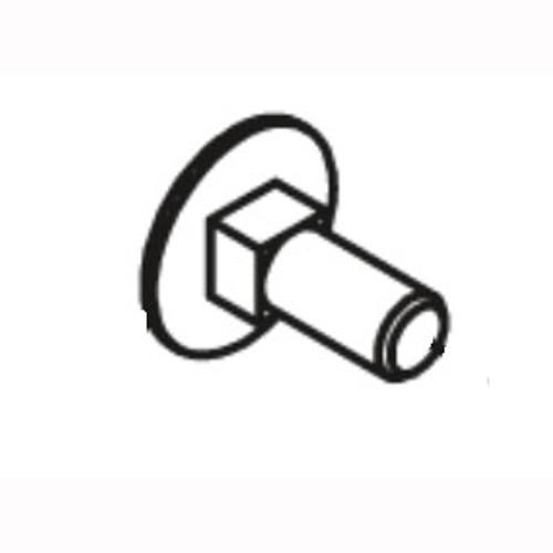 Betco E8189600 Carriage Bolt for Vispa 35B or Genie floor scrubber