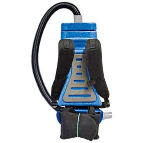 Sandia Avenger Raven 701001 6 quart backpack vacuum with tool kit 802 watts 1 stage