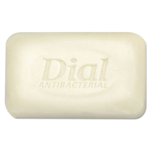 Dial DIA00098 unwrapped deodorant bar soap size number 2.5 case of 200