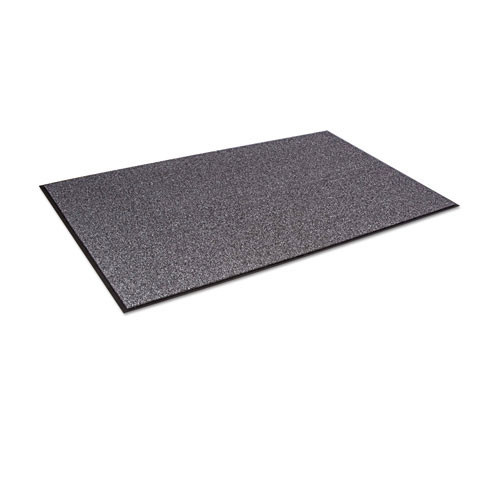 Door mat indoor walk a way wiper mat 4x6 gray color replaces crowa46gra Crown cwnwa0046gy