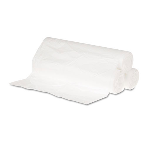 15 gallon trash bags case of 1000 24x31 high density 6 mic eqv regular strength gen243106