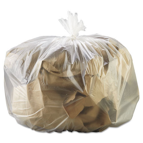 33 gallon trash bags case of 250 33x39 high density 16 mic eqv extra heavy duty strength gen333916