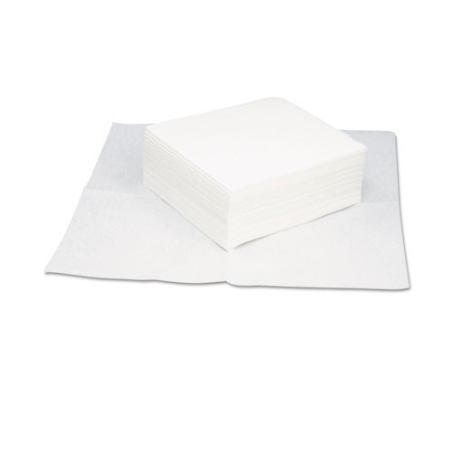 Hospeco hosgoa5500 shop wiper towels grease and oil cleaning wipes 12x13.25 sheet 50 per pack 16 packs per case or total case of 800